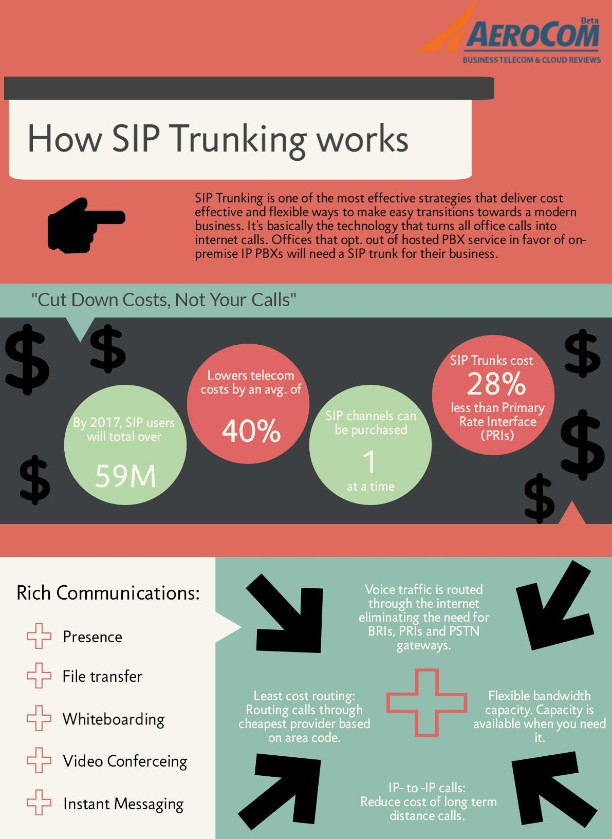SIP Infographic