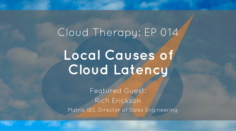 Cloud Therapy- EP 014