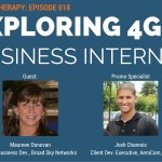 Cloud Therapy: EP 018 – Exploring 4G Business Internet