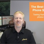 The best business phone system: SMS Texting