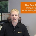 The best business phone system for medium and large-size companies. [Video]