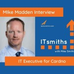 Mike Madden – IT Executive for Cardno