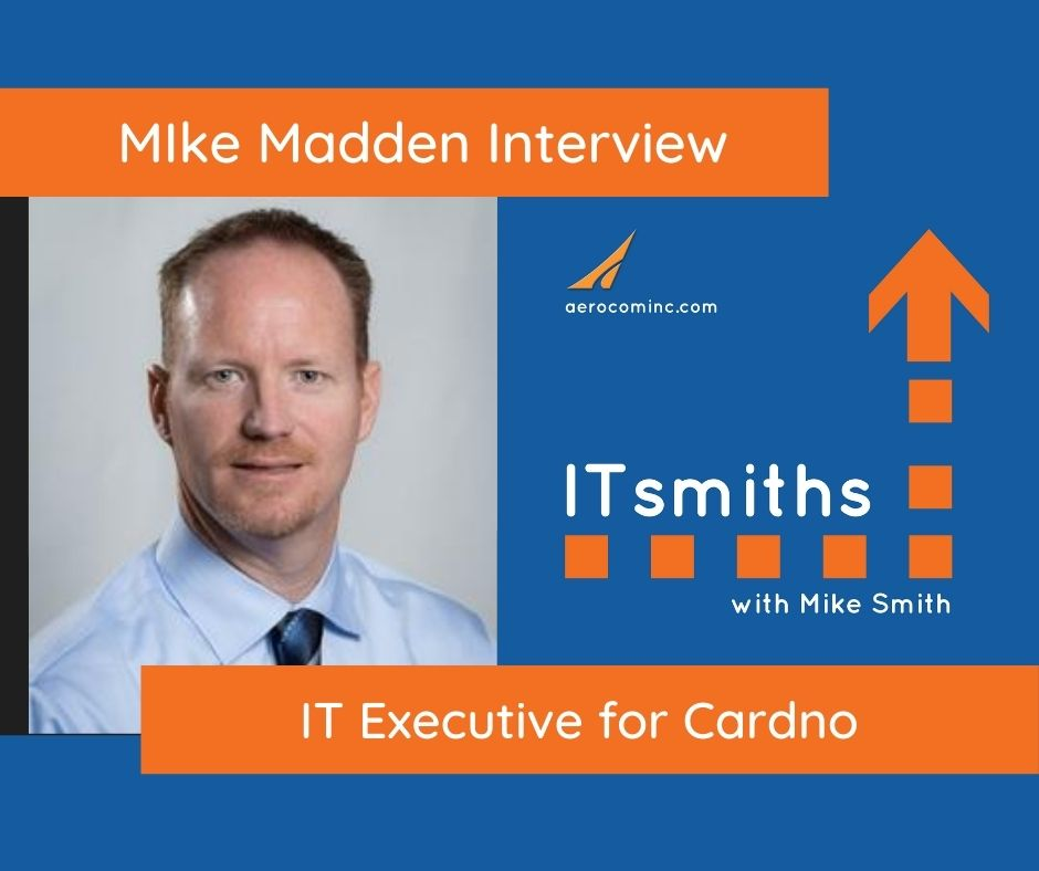 ITsmiths MIke Madden